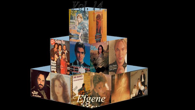 Una selección de las mejores baladas en español de los años 70s, 80s y 90s