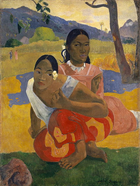 """Why """"When Will You Marry"""" is one of the most expensive painting, Paul Gauguin/ When Will You Marry, (1892), Paul Gauguin"""