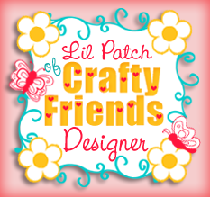 Lil Patch Crafty Friends DT