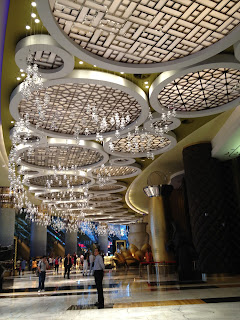 [Macau Summer 2012] 新葡京酒店 – 8餐廳 THE 8