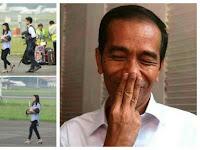 Ngaku Tidak Pakai Uang Negara, Netizen: Di Mana Beli Tiket Pesawat Khusus Kepresidenan?