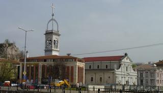 Iglesia católica de St. Lyudvig.
