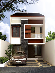 gambar desain rumah minimalis: memaksimalkan ruangan yang