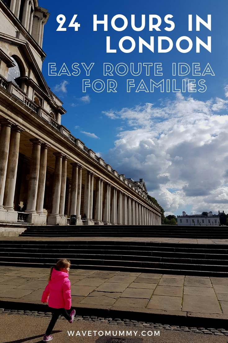 What to do for 24 hours in London with kids - My recommendations on what to see and how to do it the easiest way. Includes all the major sights!