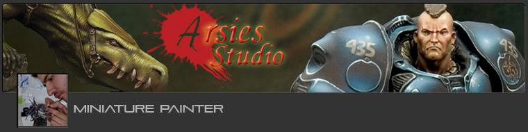 Arsies Studio Blog