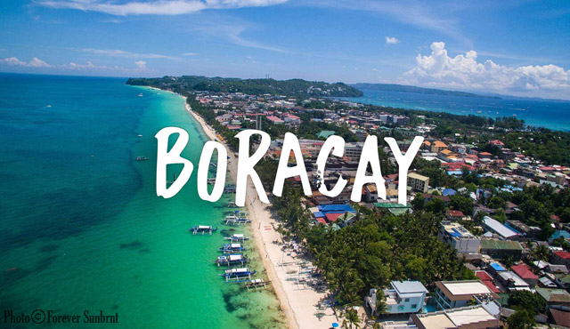 Duterte Approves 6 month Closure of Boracay
