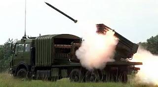 Multi Launch Rocket System (MLRS)