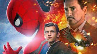 spiderman homecoming: colorido nuevo poster