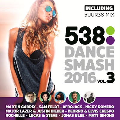 Download – 538 Dance Smash Vol.3 (2016)