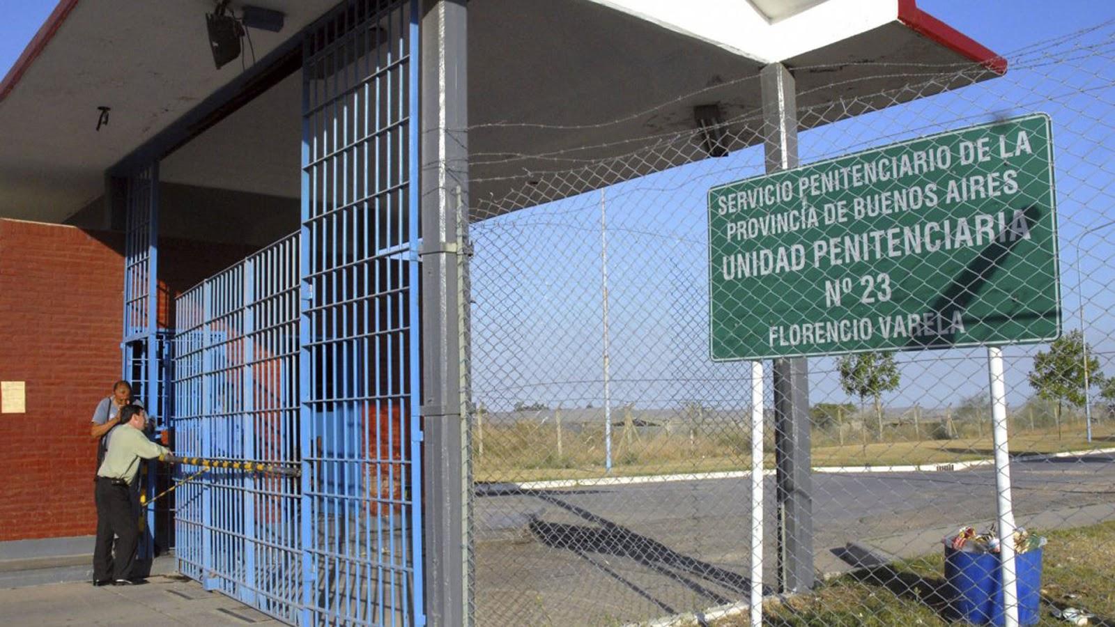 Matan a un preso en una pelea dentro del penal de Florencio Varela