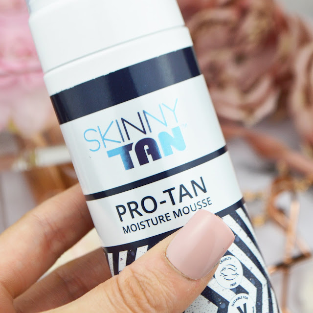New Release: Skinny Tan Pro-Tan Moisture Mousse Review, Lovelaughslipstick Blog