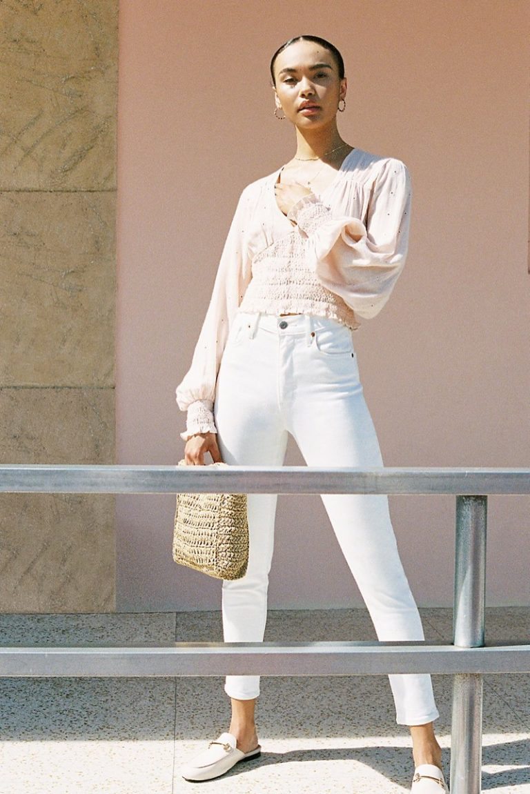 Free People Pastel and Present Spring 2018 Lookbook