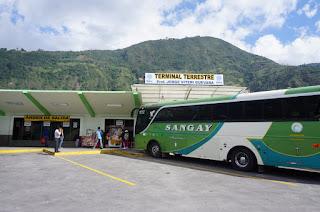 Terminal Terrestre Baños