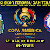 Prediksi Argentina vs Chile 07 Juni 2016