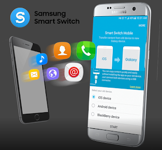 Cara menggunakan Samsung smart switch untuk backup dan restore data di samsung