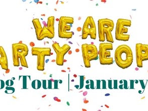 We Are Party People by Leslie Margolis | Planning A Book-Themed Tea Party