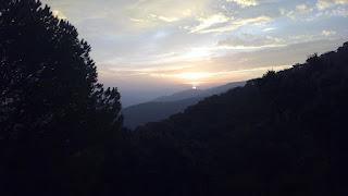 Sierra de Andújar peregrinación al Santuario de la Cofradía de la Virgen de la Cabeza de Marmolejo