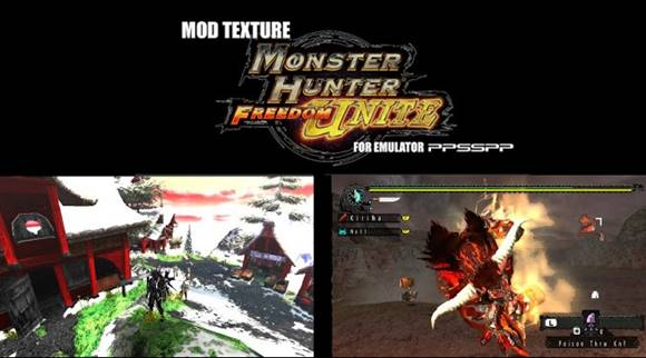 Emulator PPSSPP Build Khusus Mod Texture Android Apk