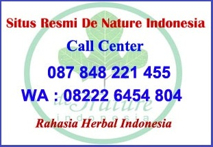 Call Center Resmi De Nature