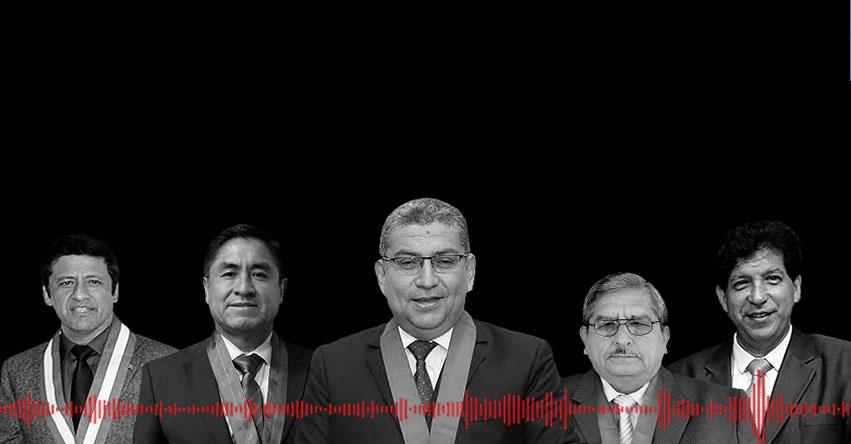 ESCÁNDALO EN EL PODER JUDICIAL: Audios revelan cómo jueces forman una banda organizada para controlar toda la administración de justicia
