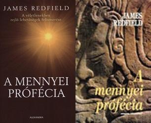 James Redfield A mennyei prófécia könyv