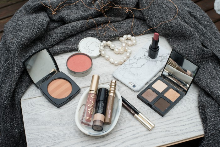 Autumn Makeup Bag Essentials from Fluff and Fripperies Beauty Blog