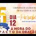 Episódio #12 A HORA DO PACTO DA ORAÇÃO Campanha com Pastor Izaias IPDA