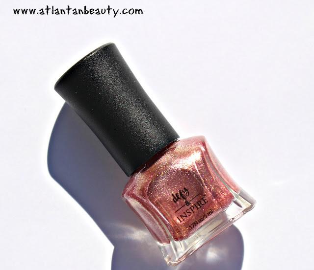 Defy & Inspire Nail Polish in Golden Rings