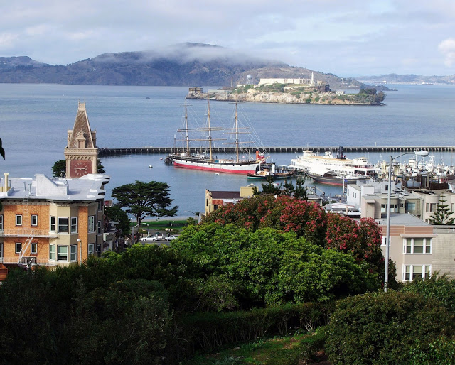 Trip-sanfrancisco-Alcatraz-USA