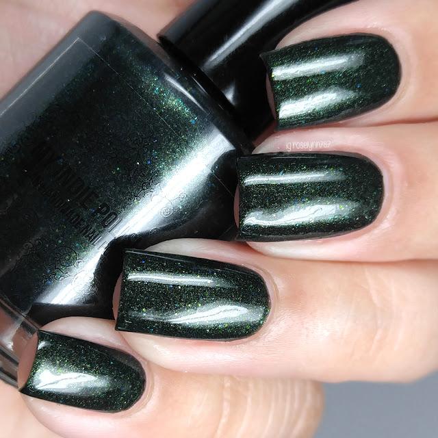 My Indie Polish - The Matrix