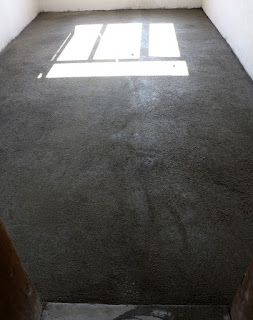 Twin room floor lovely and level
