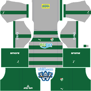 Bursaspor 2018 2019 Dream League Soccer fts 18 forma logo url,dream league soccer kits, kit dream league soccer 2018 2019, Bursaspor dls fts forma süperlig logo