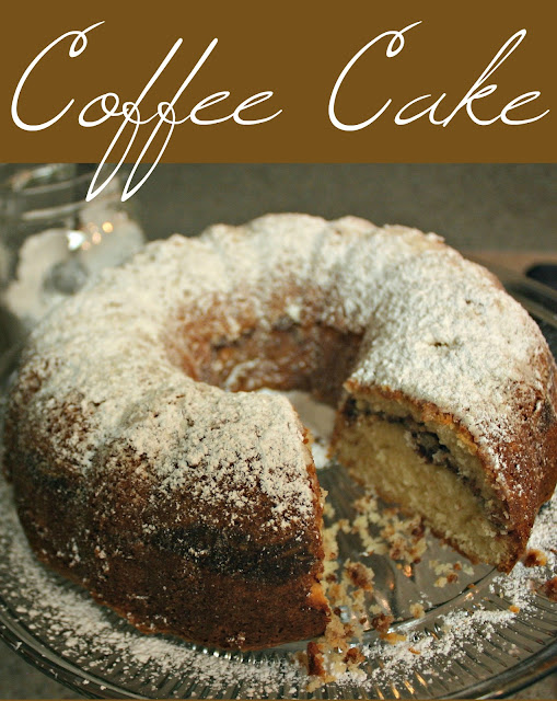 A Coffee cake recipe that will make him fall in love
