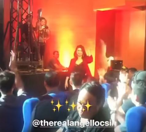 WATCH: Angel Locsin's Grand Entrance In Pilipinas Got Talent Season 6!