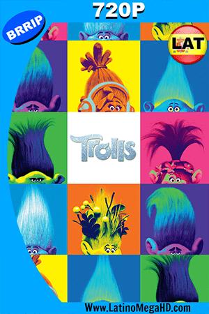Trolls (2016) Latino HD 720p ()
