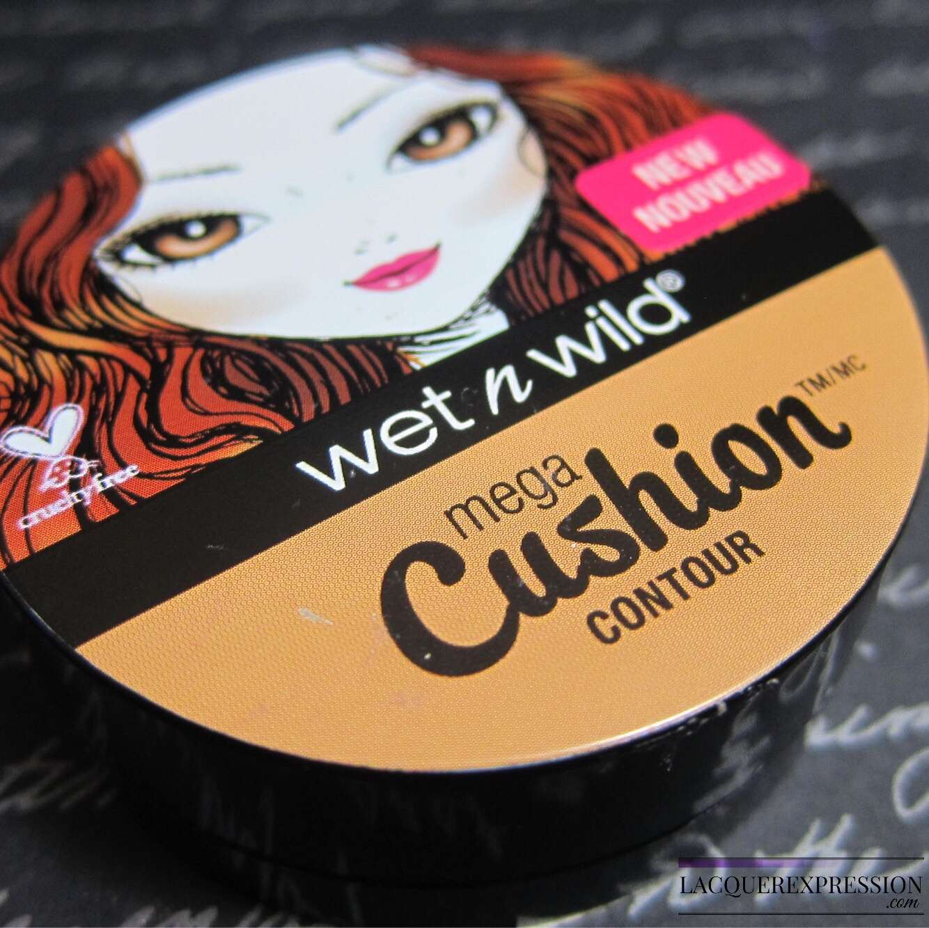 Megacushion Contour by Wet n Wild Beauty #5