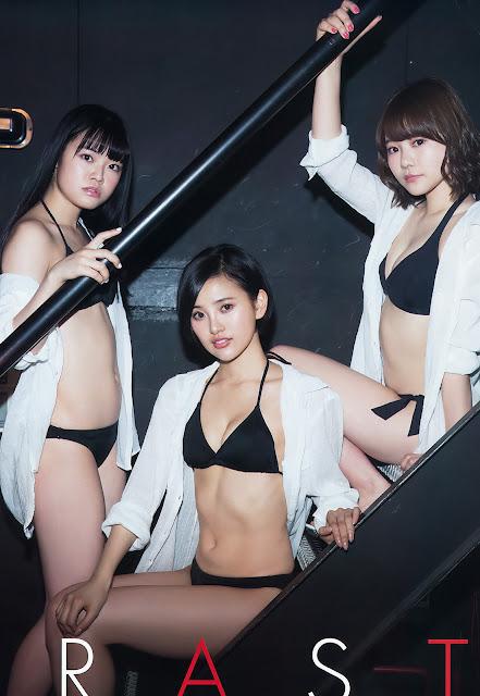 Hot girls Sexy Japan Singers idol Hkt48 5
