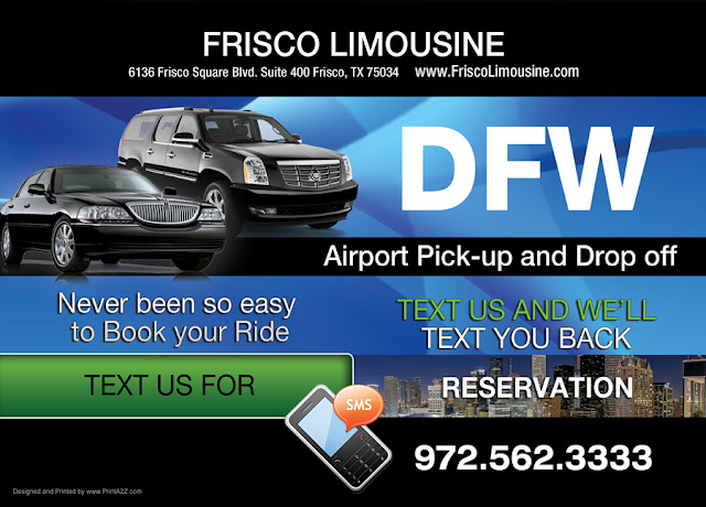 Frisco Limousine LLC - So easy to book your Ride.
