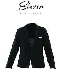 limited shoping korean style  jas blazer single button