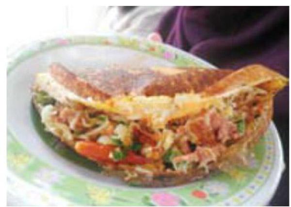 Kue Leker khas Semarang