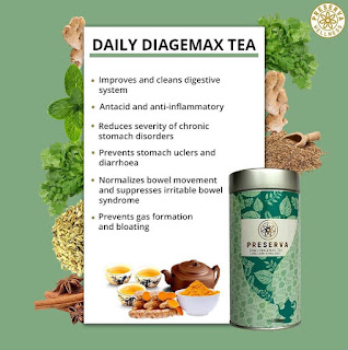 Daily Diagemax Tea | Curcumin Tea | Turmeric Tea