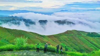 Bukit Panyaweuangan Majalengka