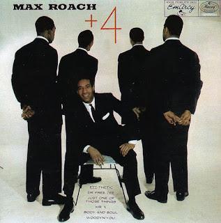 Max Roach, Max Roach + 4