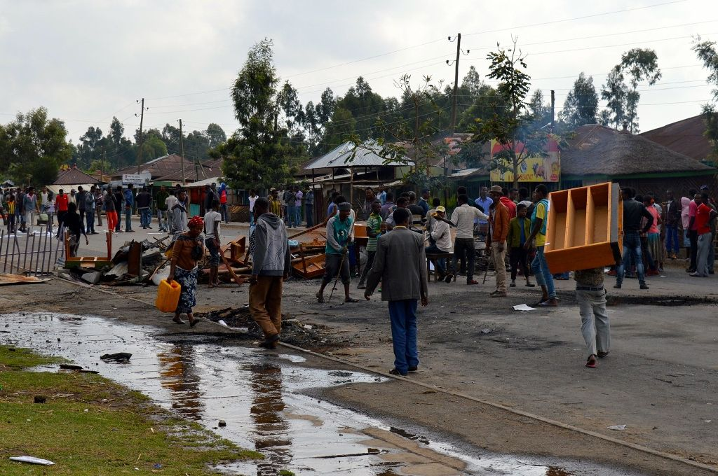 <Ethiopia Pariah State?: Travel Warnings in the Land of 13-Months of Sunshine