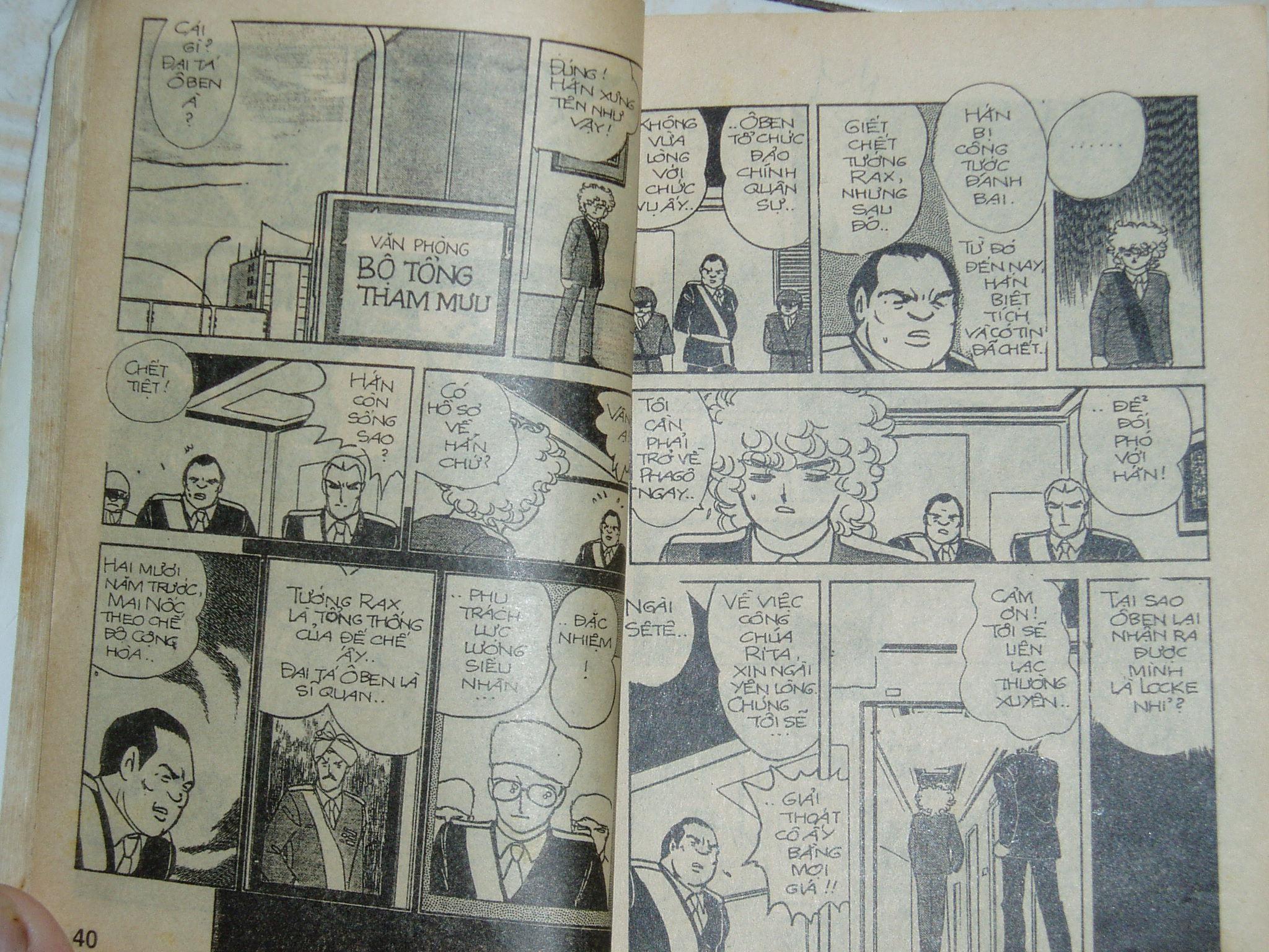 Siêu nhân Locke vol 13 trang 19