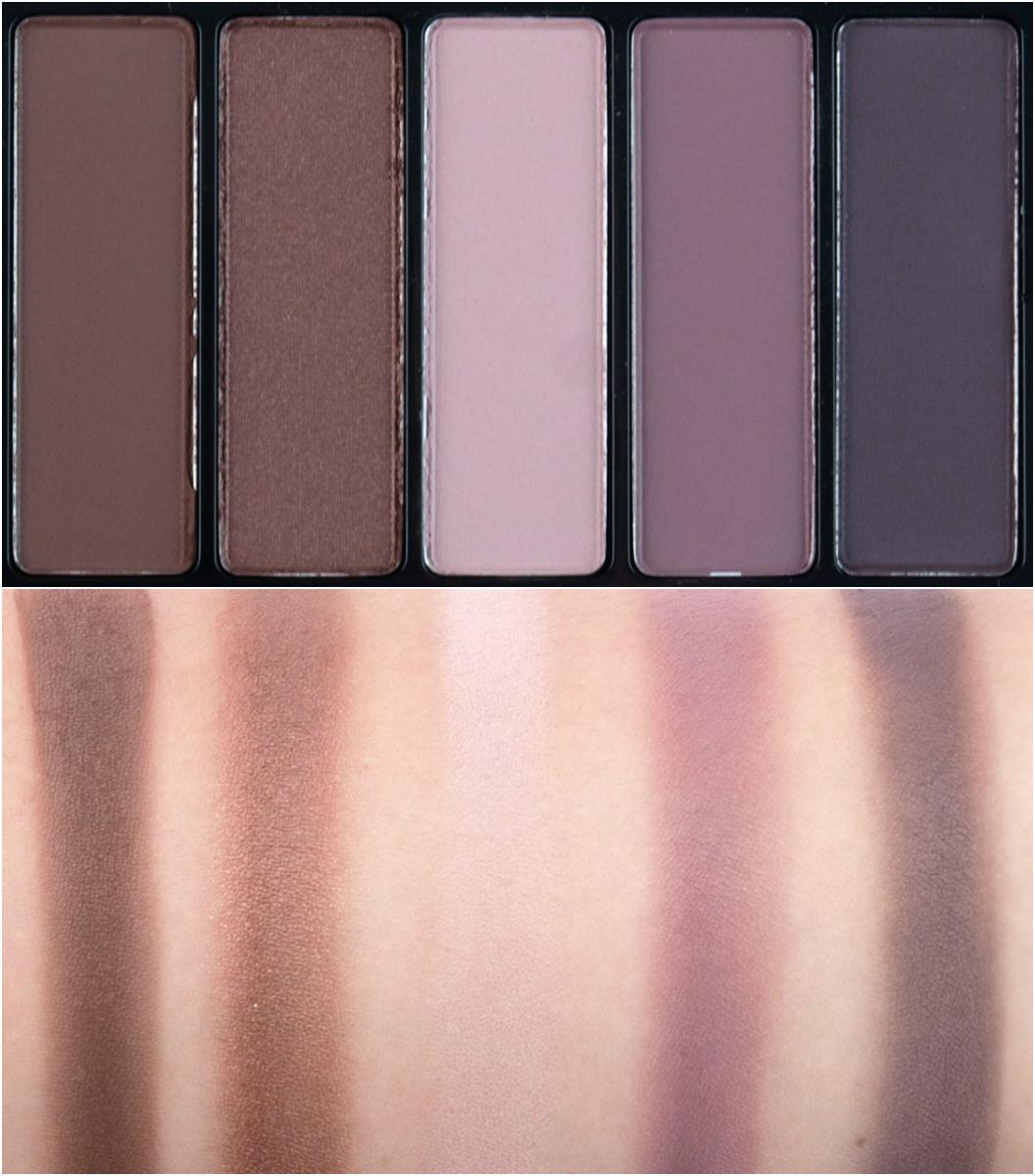 L'Oreal Paris Color Riche La Palette Nude 2 Eyeshadow Palette: Review and Swatches