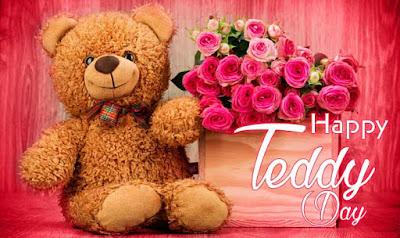 teddy bear for dp
