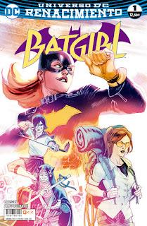 Batgirl en Renacimiento
