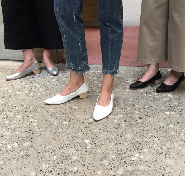 b5362708e6b ... shoe by millions of women. There are fantastic brands who produce  quality leather ballet pumps like French Sole. French Sole a family-run  company ...