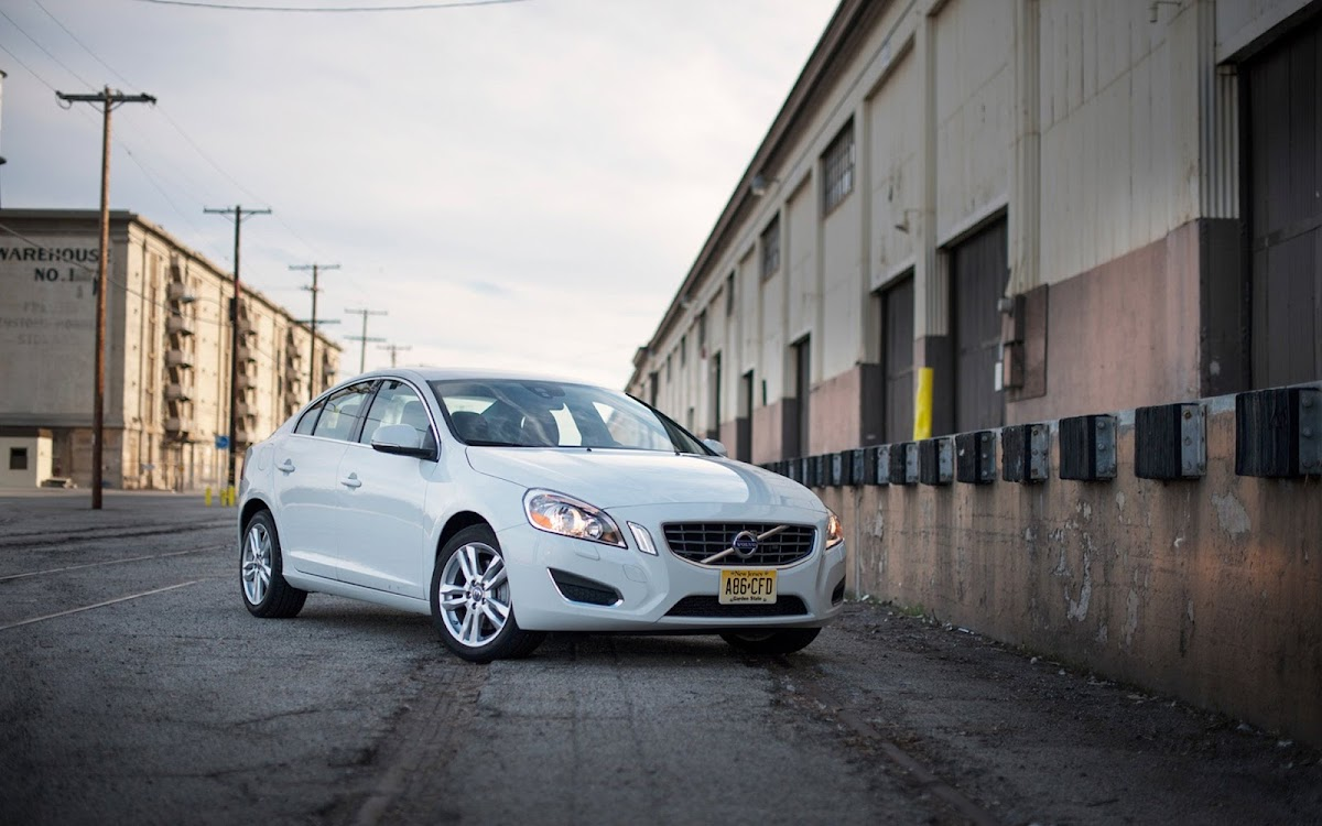 2013 volvo s60 t5 widescreen hd wallpaper